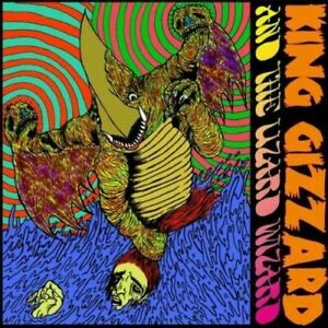 King-Gizzard-and-the-Lizard-Wizard-Willoughby-039-s-Beach-New-Vinyl-LP