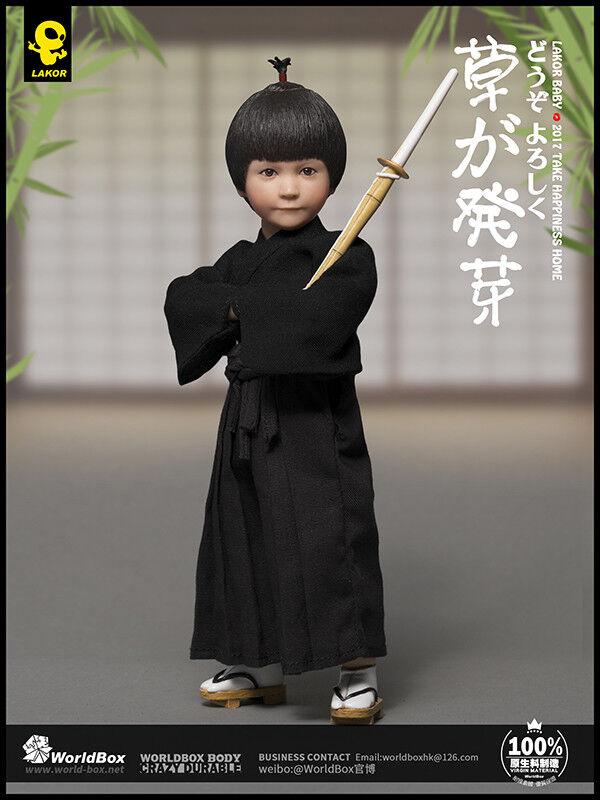 WorldBox Lakor   Kendo  15 cm Crazy Durable 1 6 Male Body Action Figure Toy  prix de gros