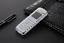 miniatura 10 - Struttura in Metallo Ultra Sottile Telefono Cellulare mparty V7+ Super Mini Cellulare Bluetooth