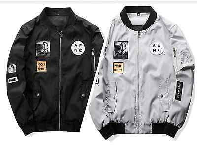 AIR TOKYO MA 1 BOMBER JACKET on The Hunt