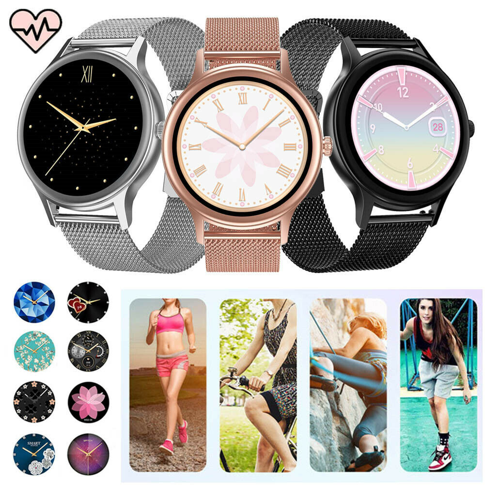 Smart Watch Heart Rate Sleep Monitor Steps Calories for iPhone Samsung LG Huawei calories for heart iphone monitor rate sleep smart steps watch