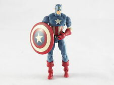 UNIVERSO MARVEL CAPITAN AMERICA SDCC, invasori Pack, Avengers Movie Figura 4""