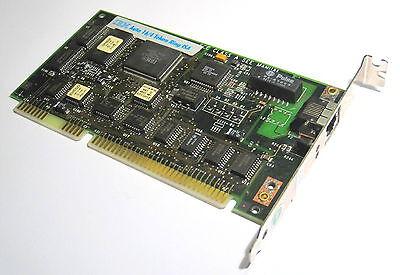 IBM 16//4 ISA New Token Ring Adapter Mfr P//N 25F7367