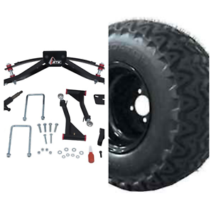 Lift Kit Wheel Tire Combo Club Car Precedent Ds Golf Cart 10