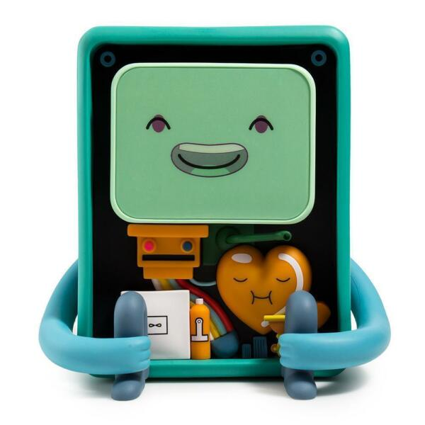 "NIB kidrobot Adventure Time BMO Beemo 8/"" Medium Vinyl Figure"