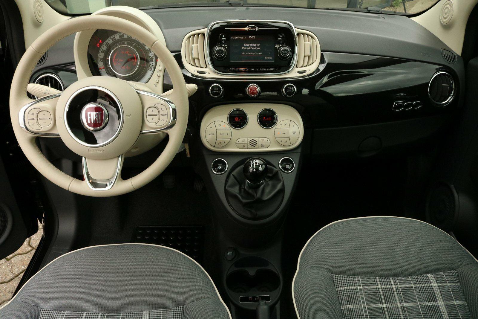Fiat 500 TwinAir 80 Esclusivo