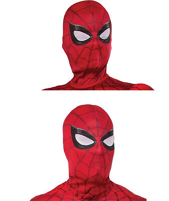 Adult Child Marvel Spider-Man Homecoming Hood Mask Costume Accessory