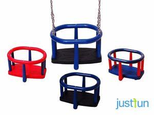 babysitz aus gummi kinderschaukel babyschaukel schaukelsitz schaukel lux ebay. Black Bedroom Furniture Sets. Home Design Ideas