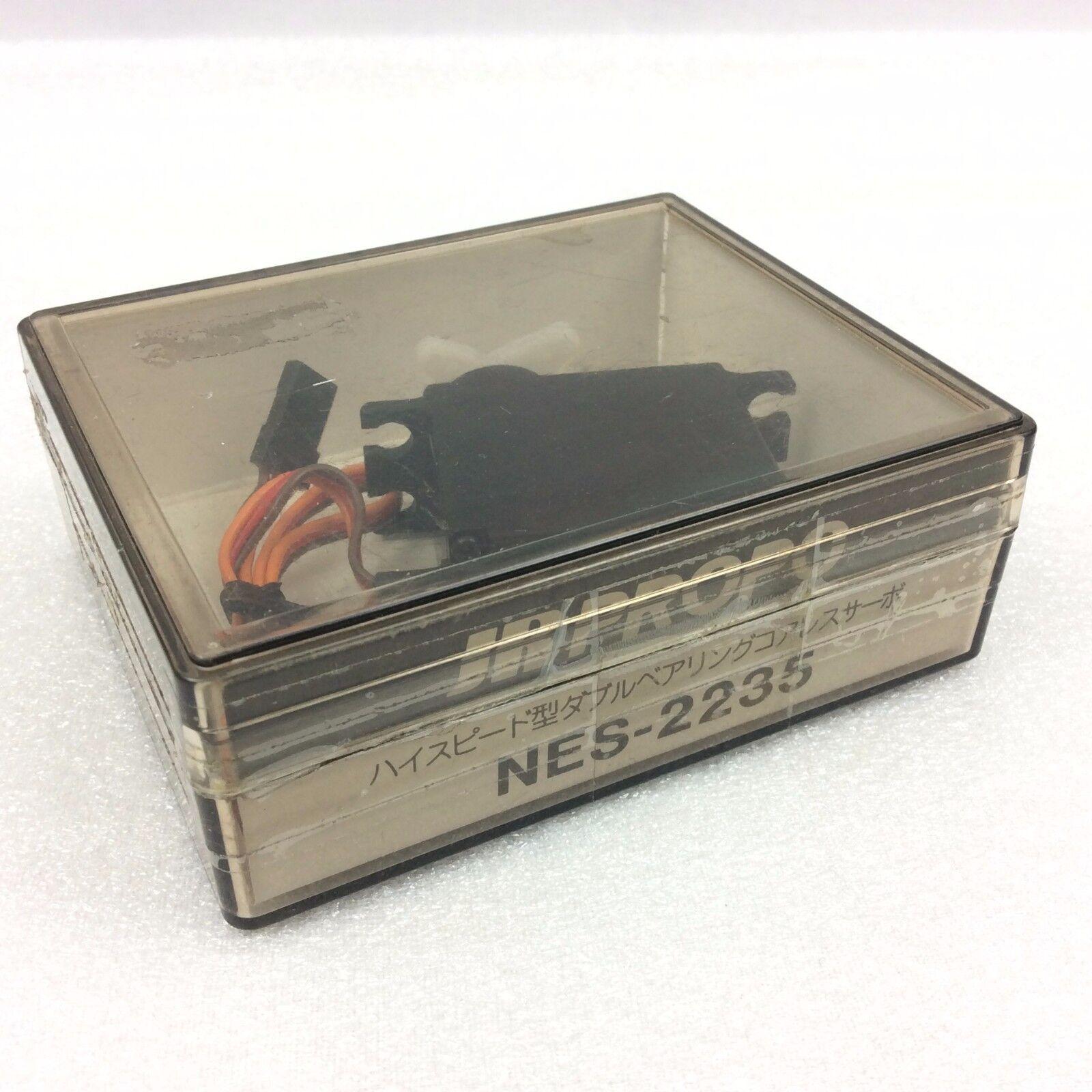 JR NES-2235 SERVO - Made in Japn - rc parts