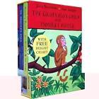 2 X Board Books The Gruffalo's Child & Monkey Puzzle by Julia Donaldson Set Case