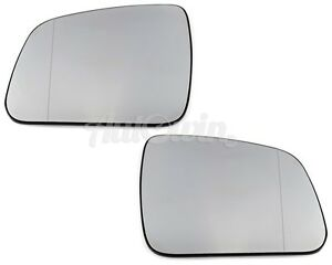Mirror glass for mercedes benz c class w204 2007 2011 for Mercedes benz c300 side mirror glass