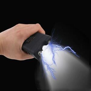 Electro-Shocker-Led-Flashlight-Self-Defense-Tourch-Police