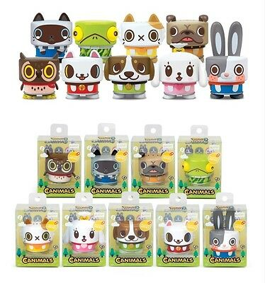 ACADEMY CANIMALS COLLECTION FIGURES 2.3in ATO MIMI OZ POW..pick your one!