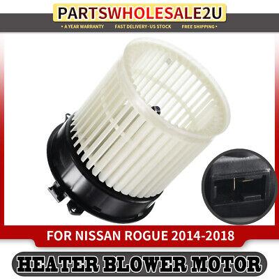 HVAC Blower Motor w//FanCage for 2013-2018 Nissan NV200 27226-3LM0A 27226-9SH0C