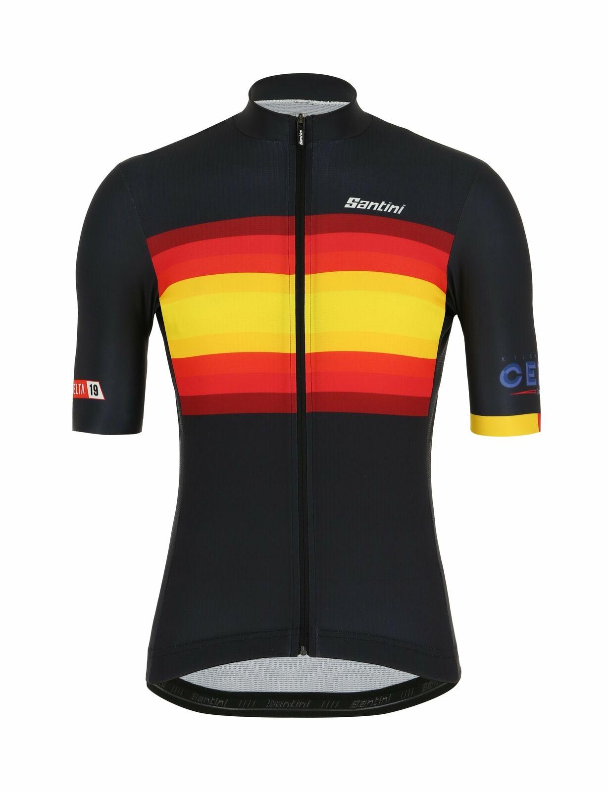 2019 La Vuelta Cero Radfahren Jersey by Santini