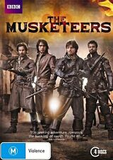 The Musketeers - Season 1 : NEW DVD