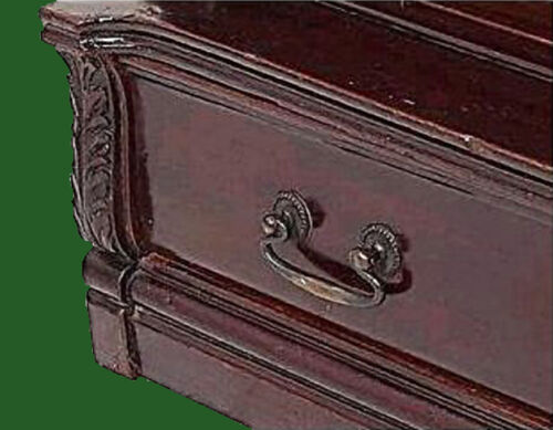 EXACTING JEWELRY QUALITY GLOBE WERNICKE® IDEAL DRAWER HANDLES! LMT'D QUANTITY!!!