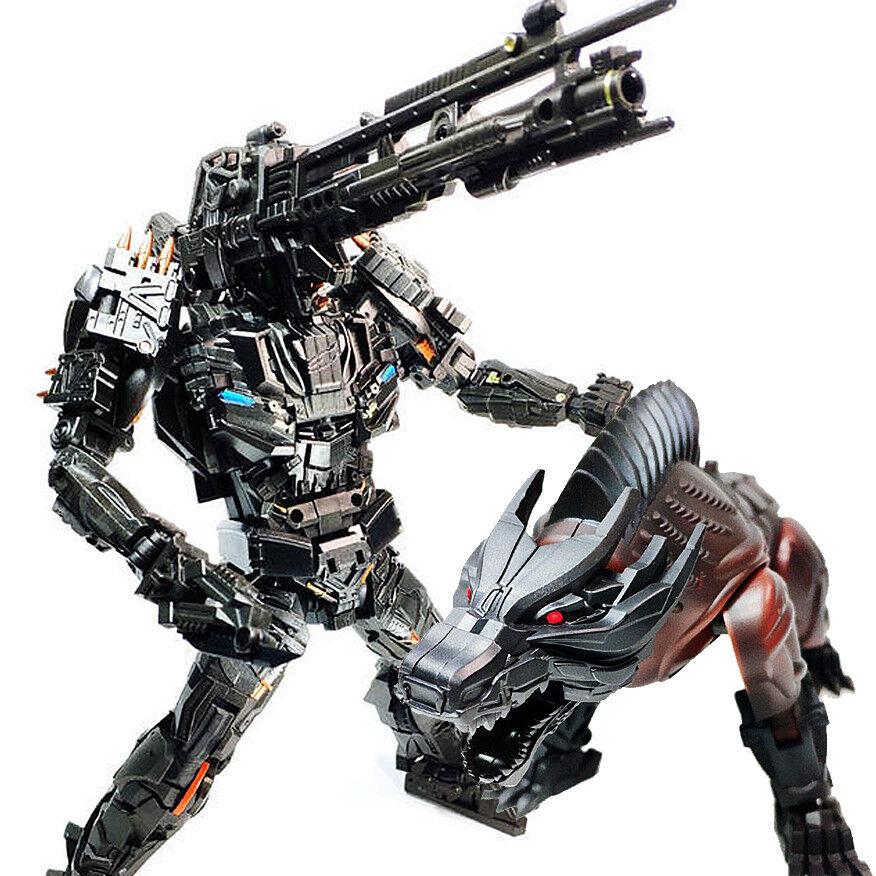 (FAST) Transformers BSL Juguetes BSL-01 Perú matar a 4 bloqueo de la Película Figura de Acción Nueva