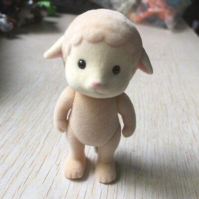 lot 5PCS Sylvanian Families Dresses Clothes for Sheep Rabbit Koala Toy