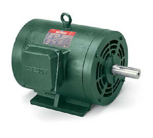 25 Hp 1780 Rpm Leeson Surplus Electric Motor