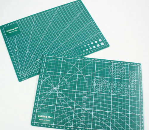 PVC Office A4 Paper Self-Healing Cutting Board Cutting Craft Mat Tool DIY #IN9