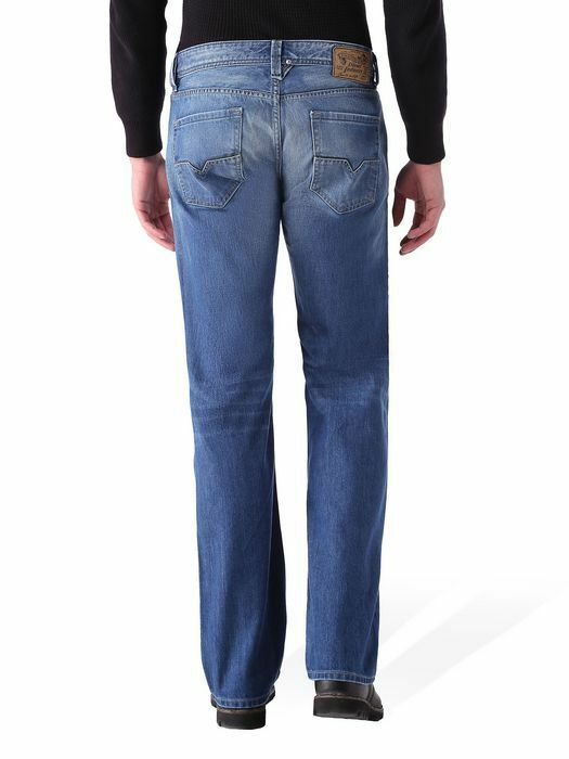 Diesel Jeans Larkee Regular Straight 008XR Light bluee Loose Relaxed Fit 8XR