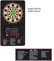 Winmau Touchpad 2 Electronic Darts Scorer - Battery Operated Scoring Machine Lcd