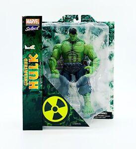 Marvel Select: Unleashed Hulk Action Figure (2019) Diamond Select Toys - New