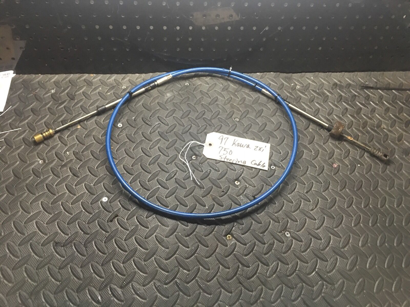 Steering Cable For 1995 Kawasaki JH750 750ZXi Personal Watercraft WSM 002-042-02