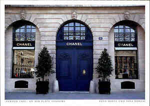 PARIS-Postkarte-Frankreich-France-Carte-Postale-Pariser-Chic-Place-Vendome-AK