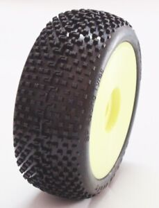 Gomme-Tire-1-8-BUGGY-SP-RACING-DEMOLITION-COMPETION-A-incollate-SP08920-1cp