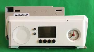 Baxi-Remeha-Exclusive-Control-Box-with-Display-PCB-amp-pressure-Gauge-New