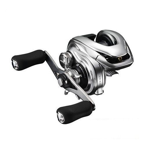 Shimano 16 Metaniumu MGL HG RIGHT HANDLE Baitcasting REEL NEW from JAPAN