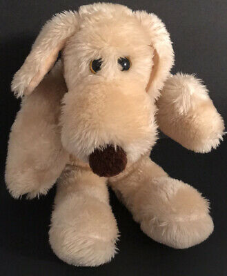 Jumbo Pokemon Plush, Le Mutt Vtg 1980 Francesca Hoerlein Puppy Dog Plush Cream Stuffed Animal 16 S3 Ebay