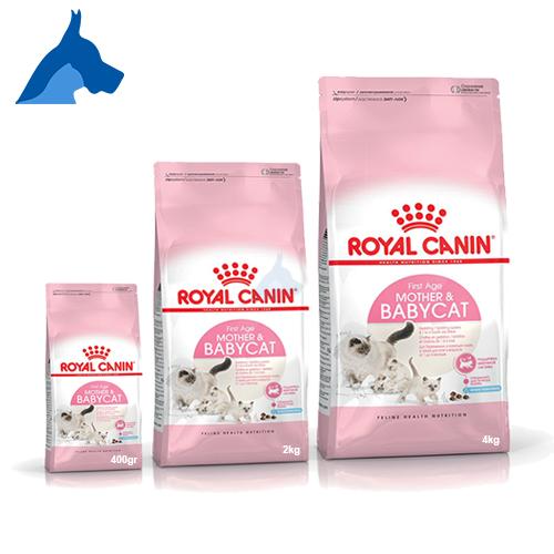 Alimento per gatti Royal Canin First Age Mother&Babycat tutti i formati