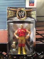 Wwe Jakks Classic Superstars Hulk Hogan Series 8 Rare