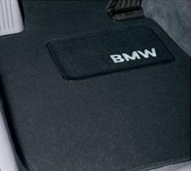 BMW Floor Mats >> Bmw Genuine Oem Carpet Floor Mats Black 82 11 2 293 534