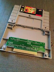 Crash-Test-Dummies-SNES-Super-Nintendo-Game-Tested-Working-amp-Authentic-Fast-S-amp-H
