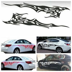 X Car Decal Vinyl Graphics Two Side Stickers Body Decals - Vinyl graphics for a car