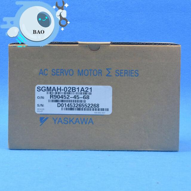 ONE NEW YASKAWA SGMAH-02B1A21 servo motor