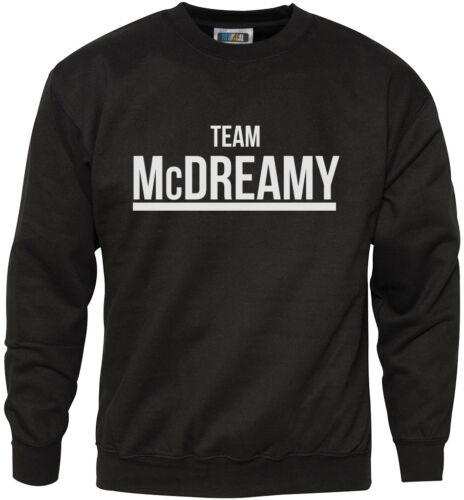 Team mcdreamy /& Giovanile Felpa da uomo