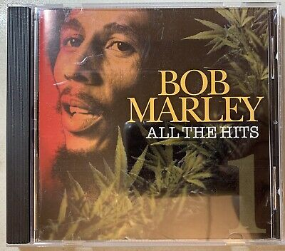 Bob Marley All The Hits Cd Roots Reggae 2000 Leader Music Argentina Issue Ebay
