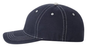 4492d67fff3f5 Flexfit 6 Panel Low Profile Fitted Blank Plain Hat Baseball Cap ...