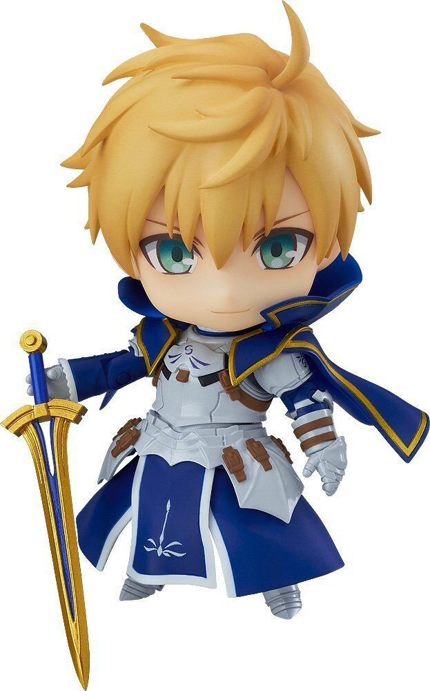 Fate Grand Order Saber Arthur Pendragon Predotype Ascension Ver Nendgoldid Figure
