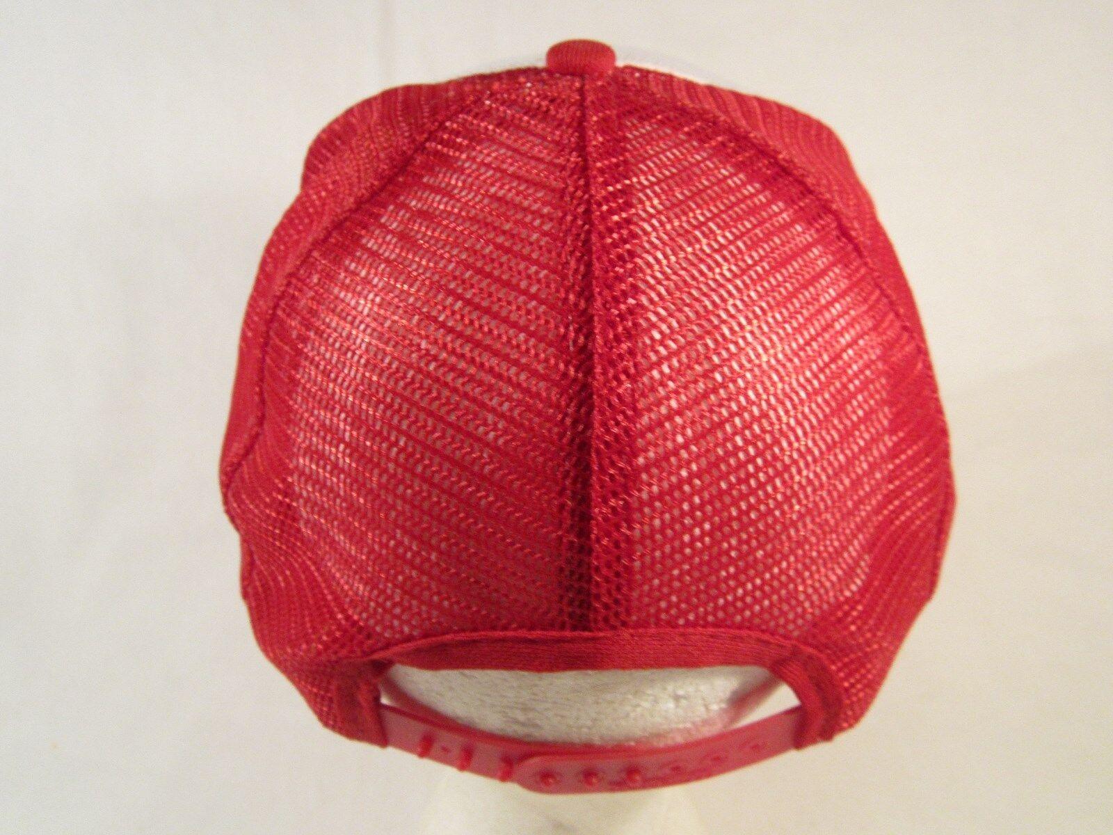 Vintage Hat Men's Cap ARNETT TRUCK STOP Phillips 66 66 66 Oklahoma [Z99c2] 775a8d