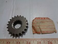 Genuine Kawasaki Chain Case Gear #39134-3503 New