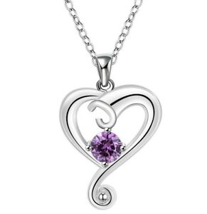 Always-in-My-Heart-Necklace-Amethyst-Heart-Swirl-Love-Necklace-ITALY