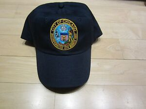 Image is loading CITY-OF-CHICAGO-HAT 313012157ed