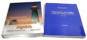 2-COLLEGE-ALGEBRA-Books-Intermediate-Test-Item-File-Instructor-039-s-Edition-SH3