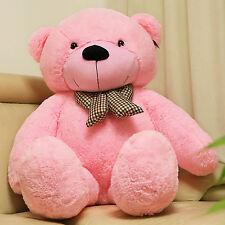"Joyfay® 63"" Pink Giant Teddy Bear 160cm Stuffed Toy Birthday Gift"